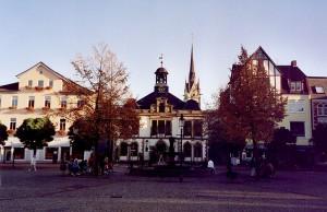 Das alte Rathaus in Peine