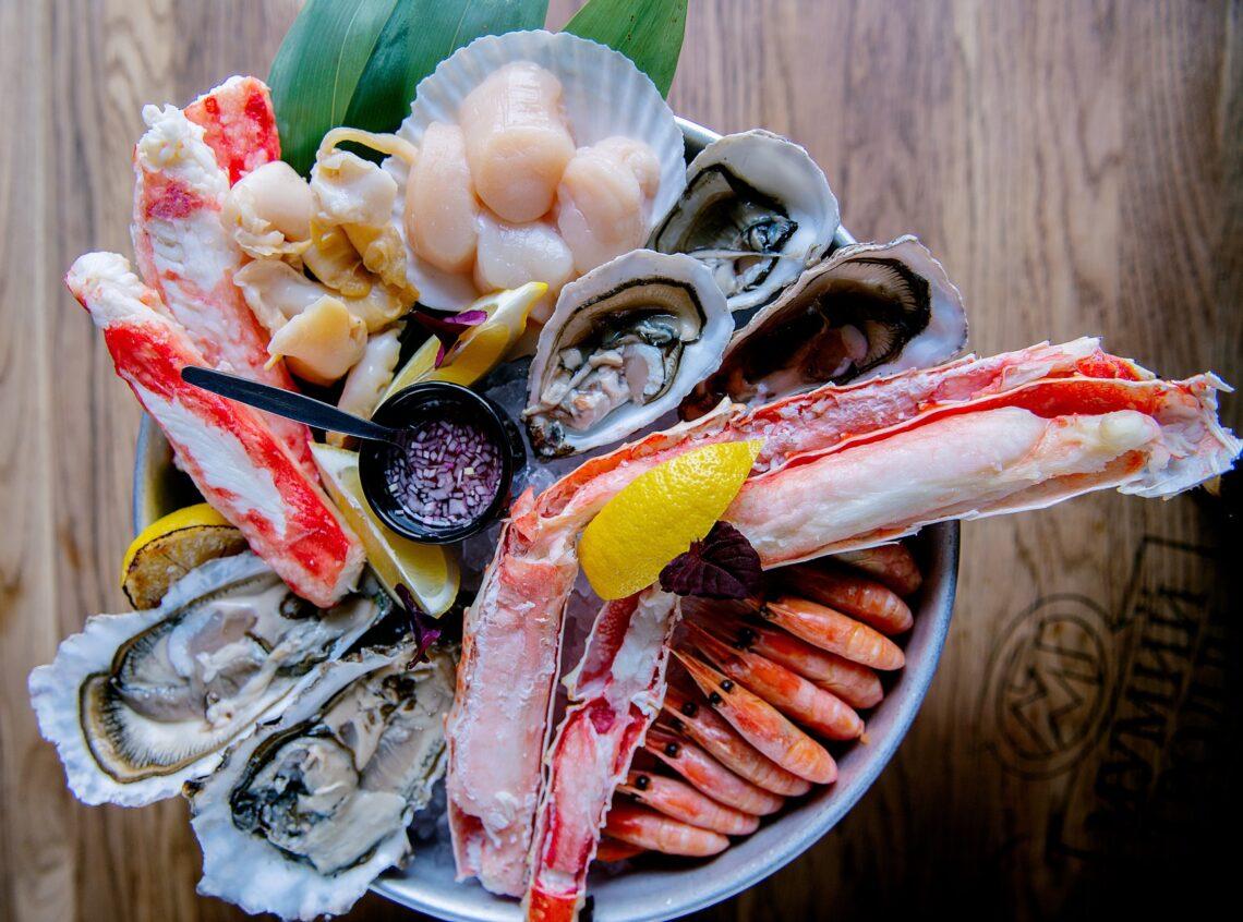 Meeresfrüchte die wichtigsten Fakten
