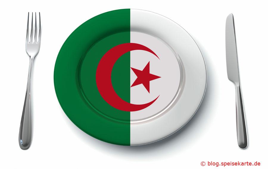 Was kommt auf den Teller in Algerien?