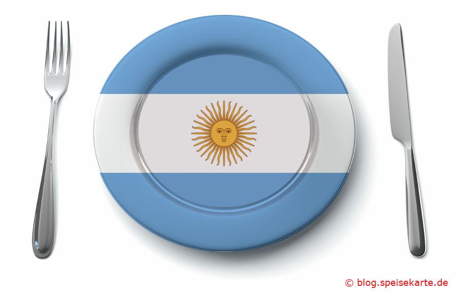 Was kommt auf den Teller in Argentinien
