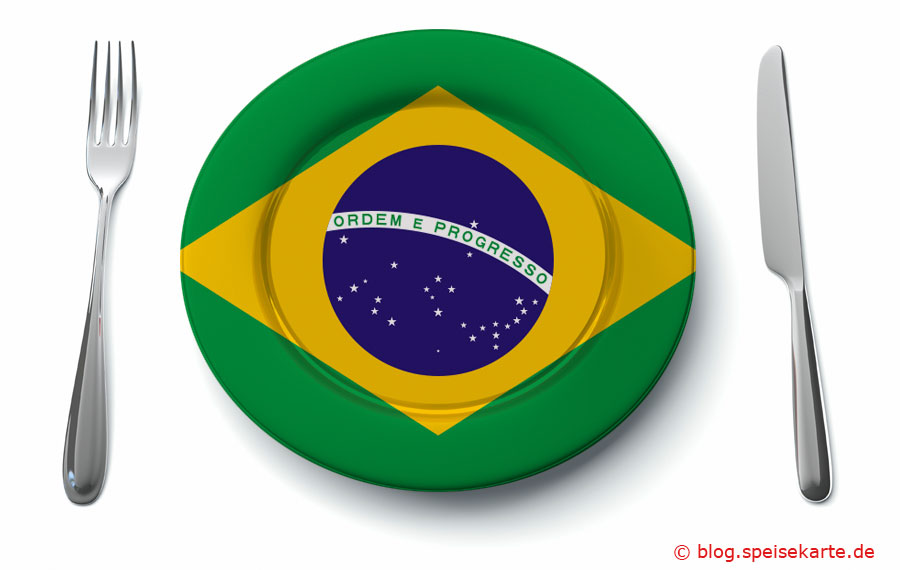 Was kommt auf den Teller in Brasilien?