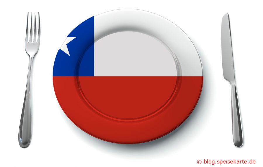 Was kommt auf den Teller in Chile?