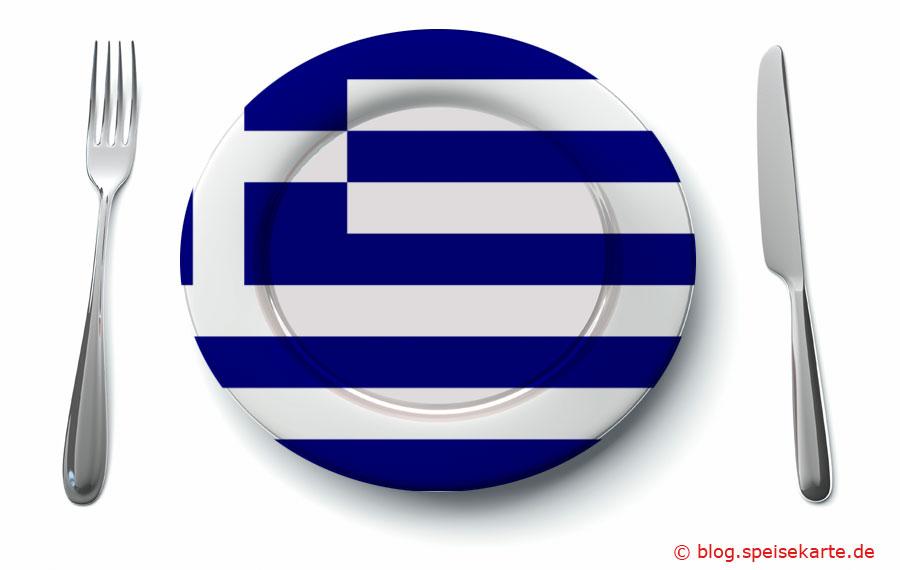 Was kommt auf den Teller in Griechenland?