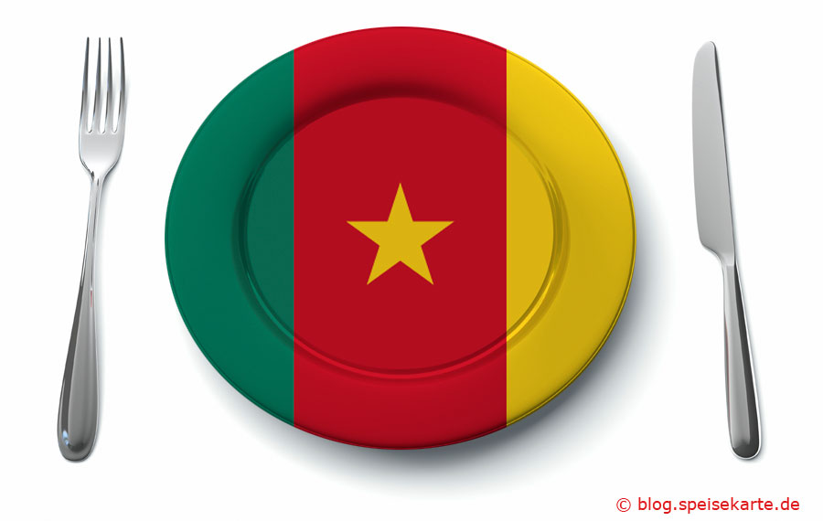 Was kommt auf den Teller in Kamerun?