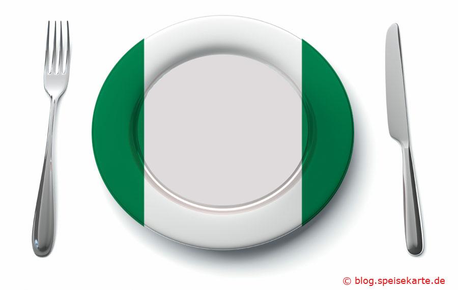 Was kommt auf den Teller in Nigeria?