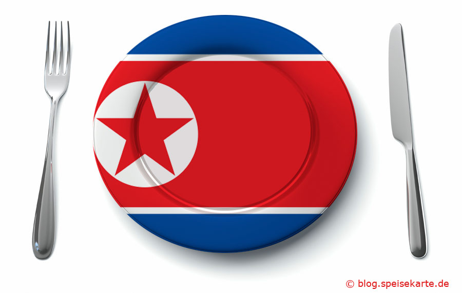 Was kommt auf den Teller in Nordkorea?