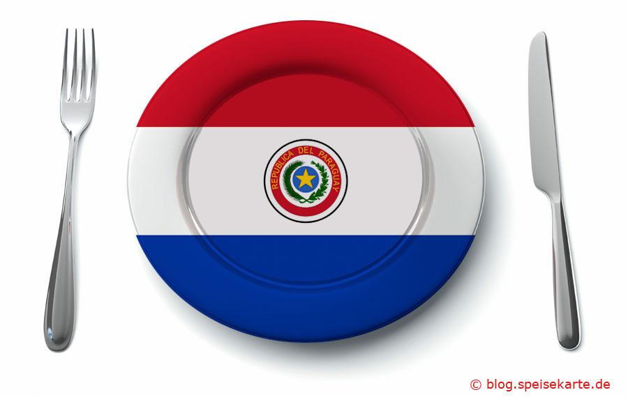 Was kommt auf den Teller in Paraguay?
