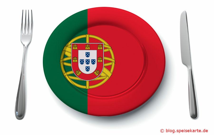 Was kommt auf den Teller in Portugal?