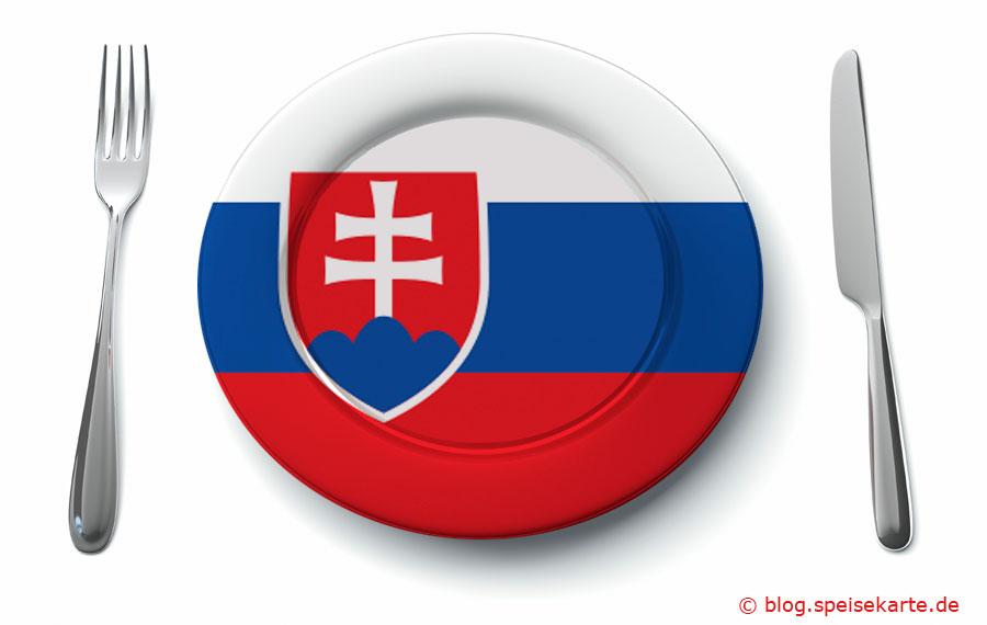 Was kommt auf den Teller in der Slowakei?