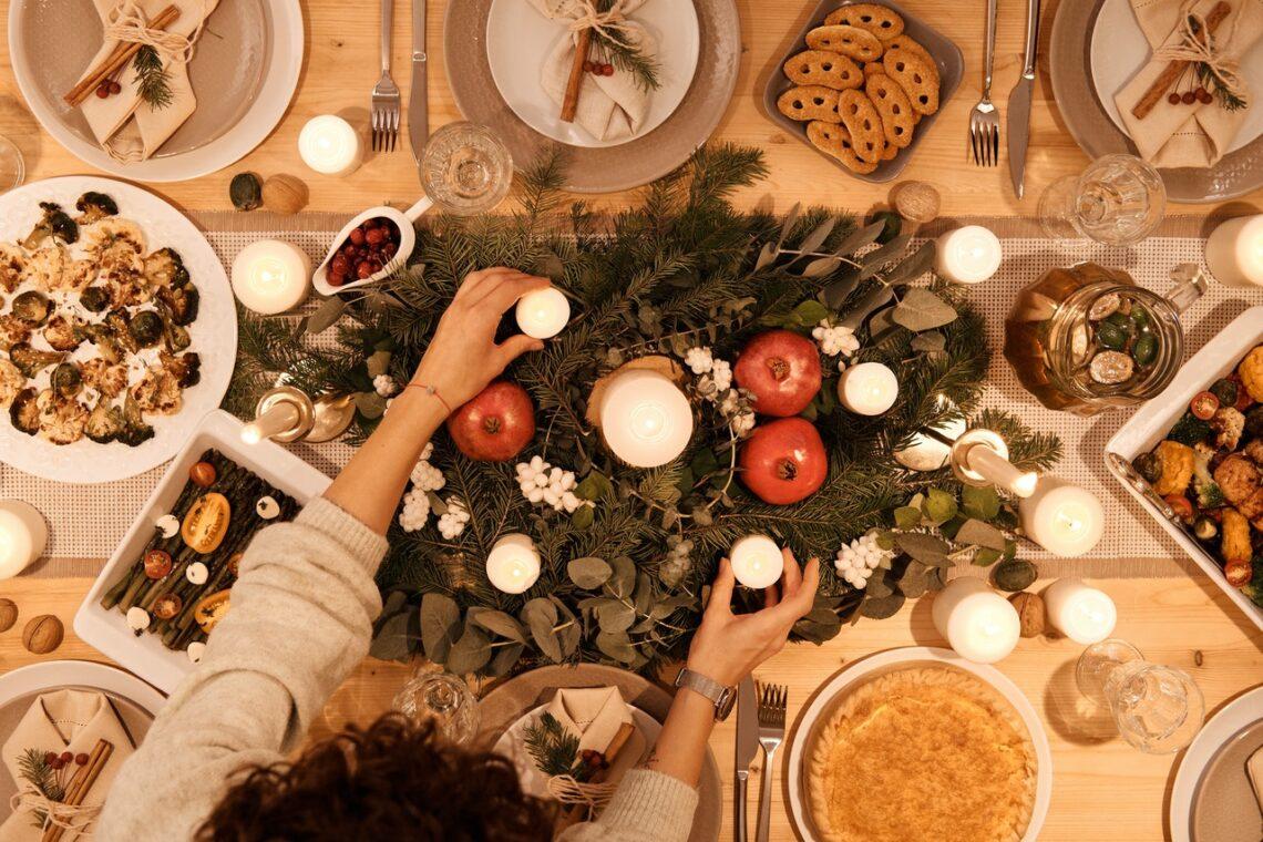 Was isst man in Deutschland zu Weihnachten