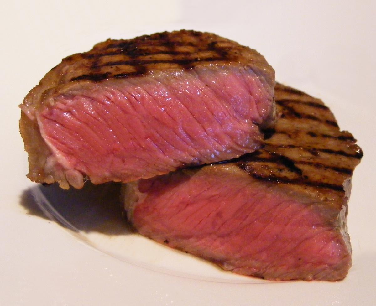 Perfektes Steak Entrecote