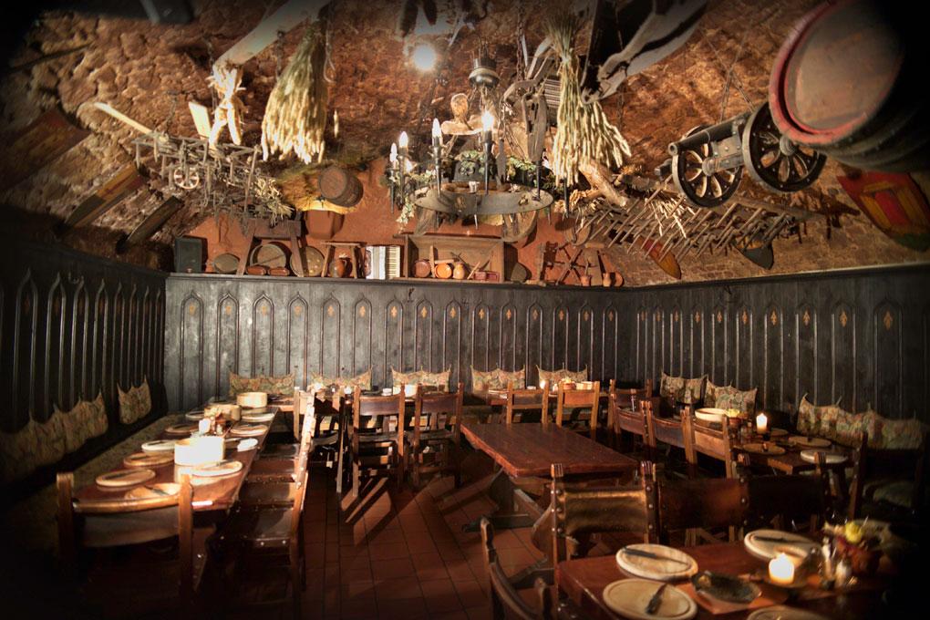 Außergewöhnliche Restaurants – Teil 3