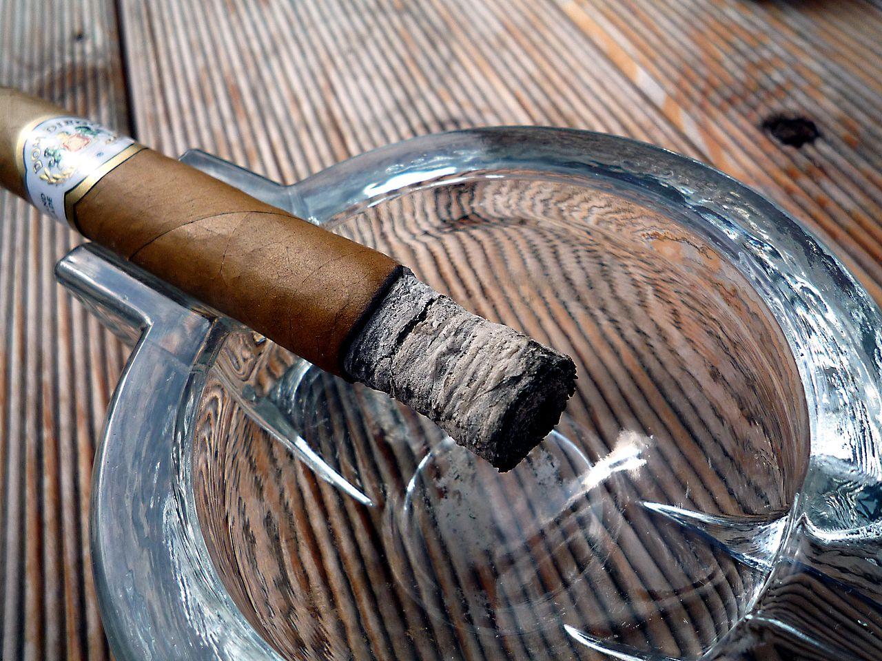 Rauchen im Restaurant - Cigar Lounges