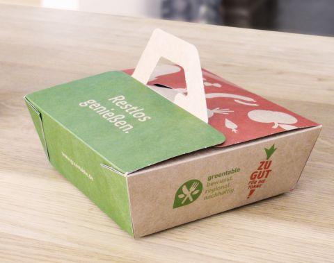 Beste Box um Reste zu genießen