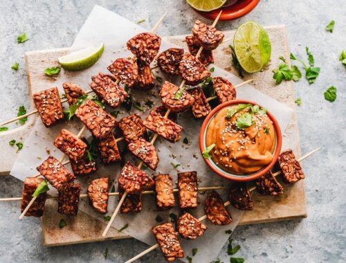 Soja - die Alternative für Veganer und Vegetarier