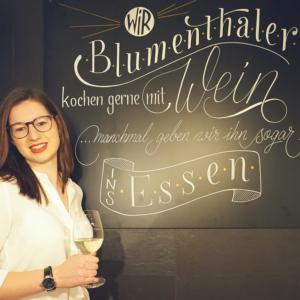Anna Kocher Gasthof Blumenthal