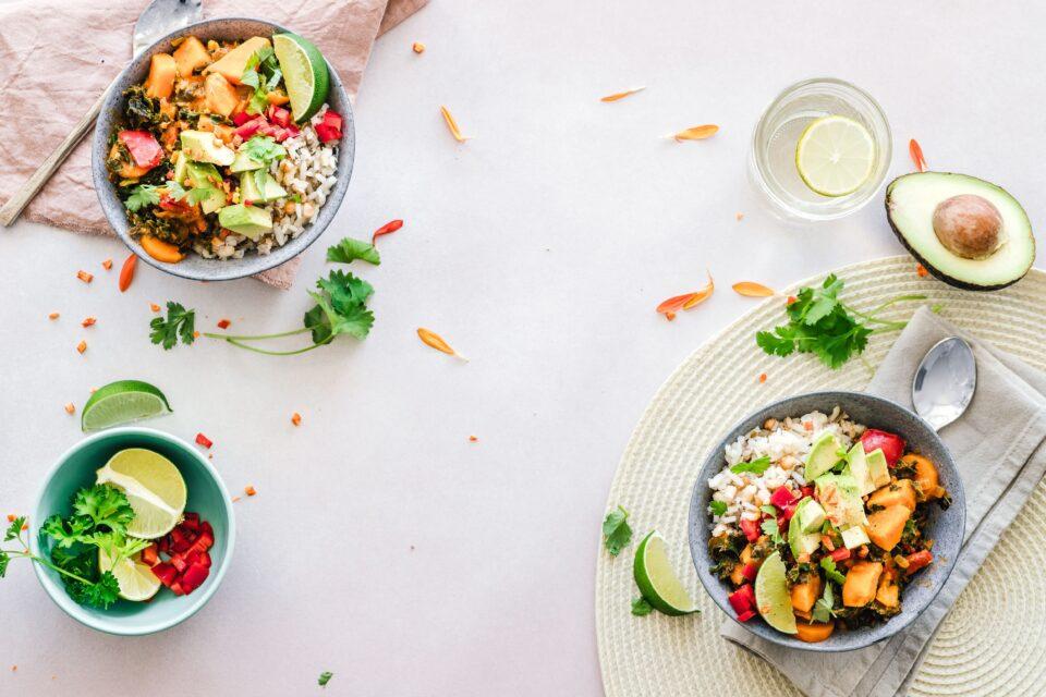 Menü für eine kohlenhydratfreie Ernährung