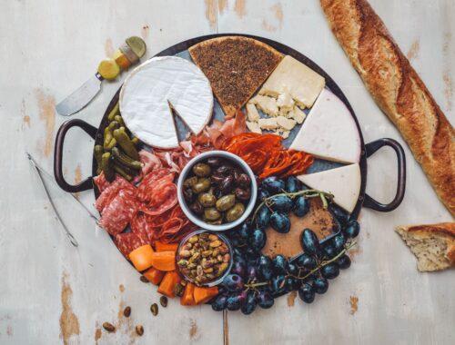 Kulinarische Spezialitäten von der iberischen Halbinsel