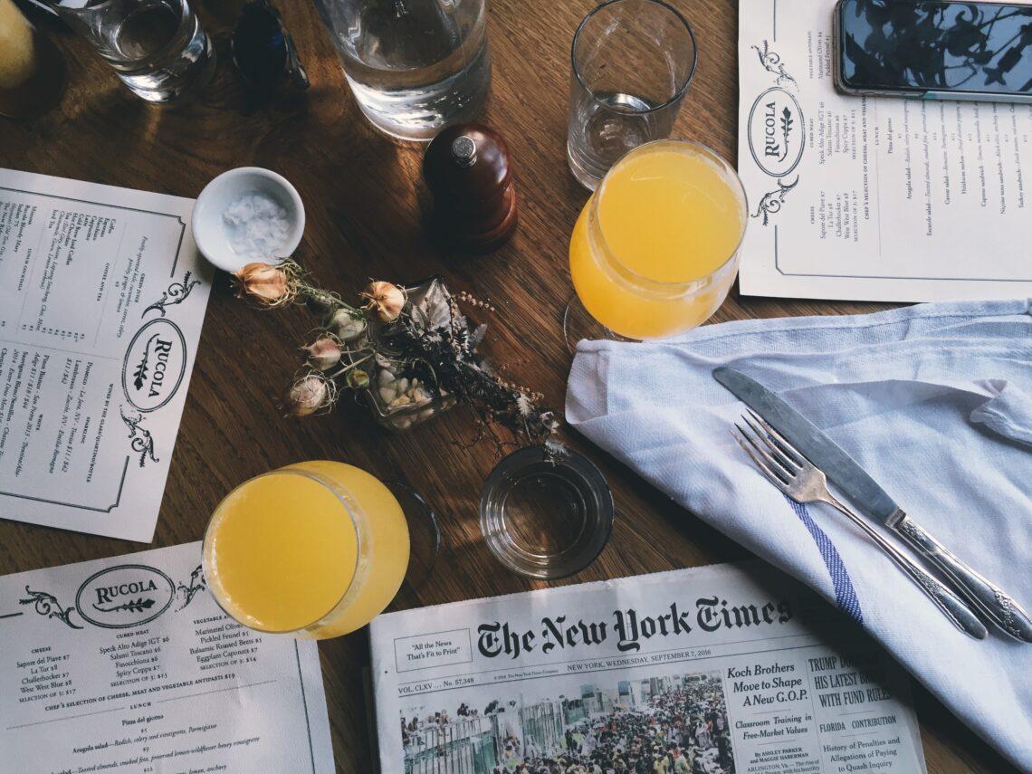 Werbefaktor Design: Kreativität in der Gastronomie