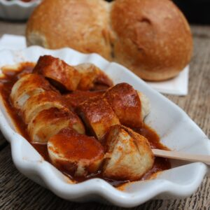 Der Traum vom eigenen Imbiss - Currywurst