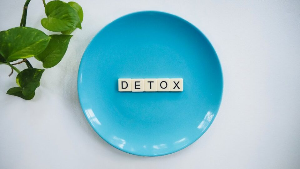 Detox_Den Körper mit den richtigen Lebensmitteln reinigen