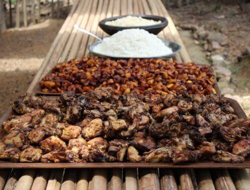 Was isst man in Afrika