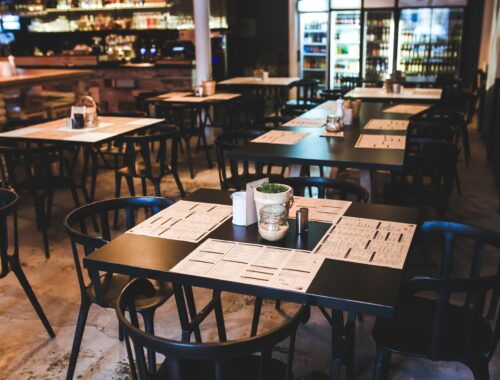 Restaurant in Coronakrise
