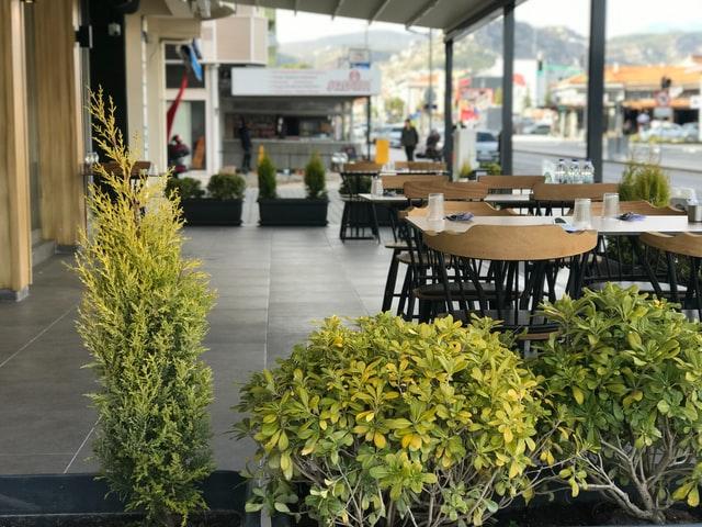 Die Wirkung des Außenbereichs auf potenzielle Restaurantgäste